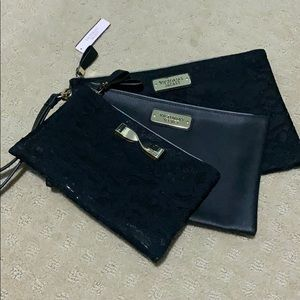Victoria's secret clutch set